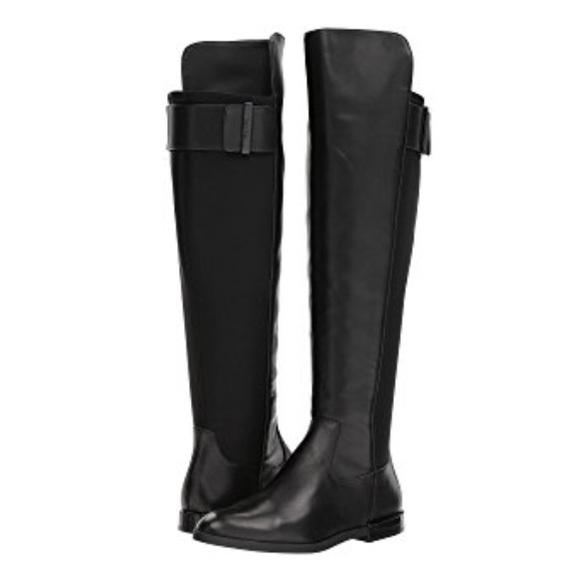 3cf631834d8 New Calvin Klein Priya boots